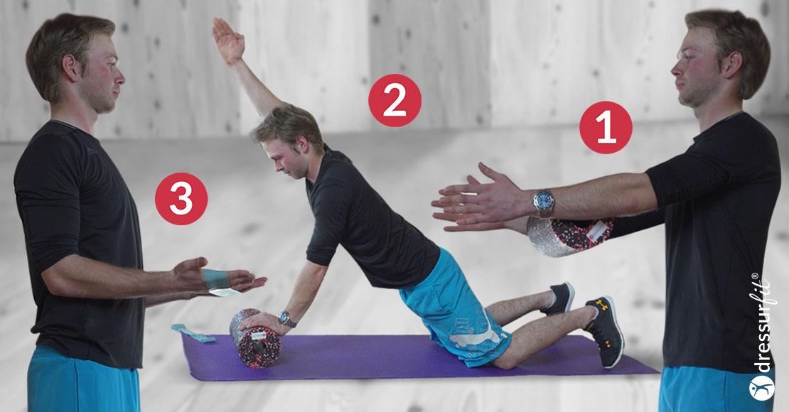 3 Übungen Für Eine Unabhängige Zügelführung