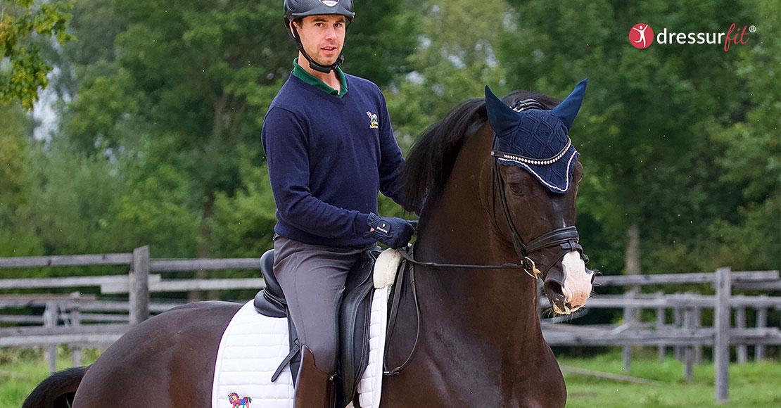 Das Genick Des Pferdes-DressurFit Blog