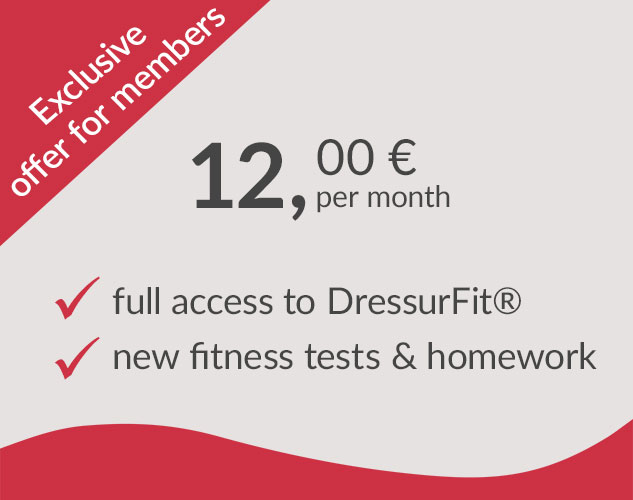 DressurFit® Club-Membership