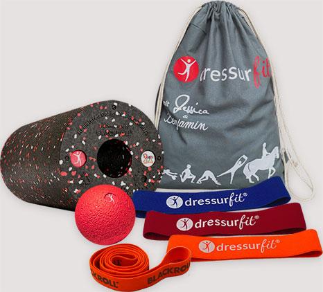 DressurFit equipment, power package, roll