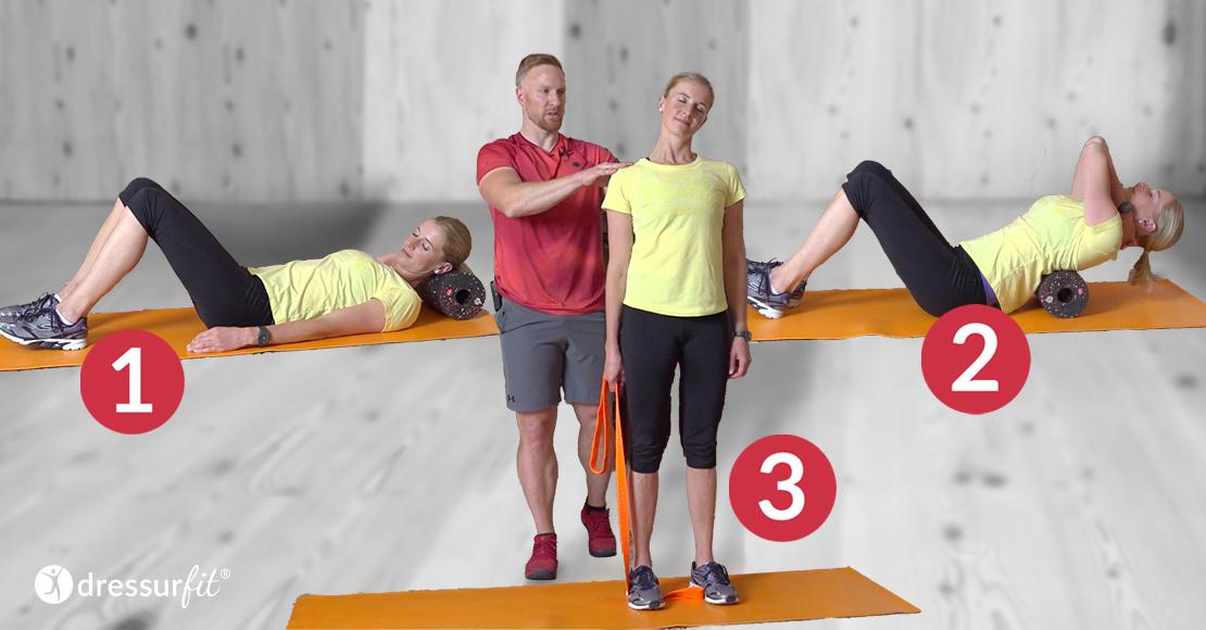Was Tun Bei Verspannten Schultern Und Schmerzendem Nacken